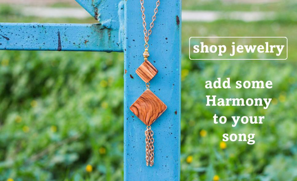 Necklaces, Bracelets, Earrings - Fair Trade Jewelry