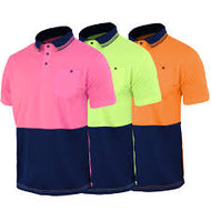 Barden Kids Safety Polo shirt