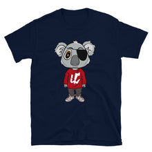 Load image into Gallery viewer, Unruly Citizens Koala Short-Sleeve T-Shirt (multiple colors)