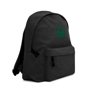 Unruly Zonics Embroidered Backpack