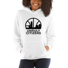 Load image into Gallery viewer, Unruly Citizens Zonics Unisex Hoodie