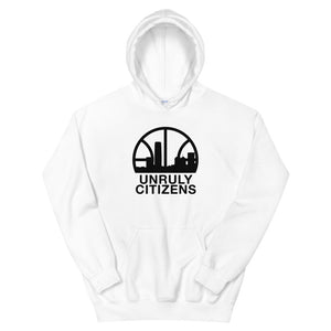 Open image in slideshow, Unruly Citizens Zonics Unisex Hoodie