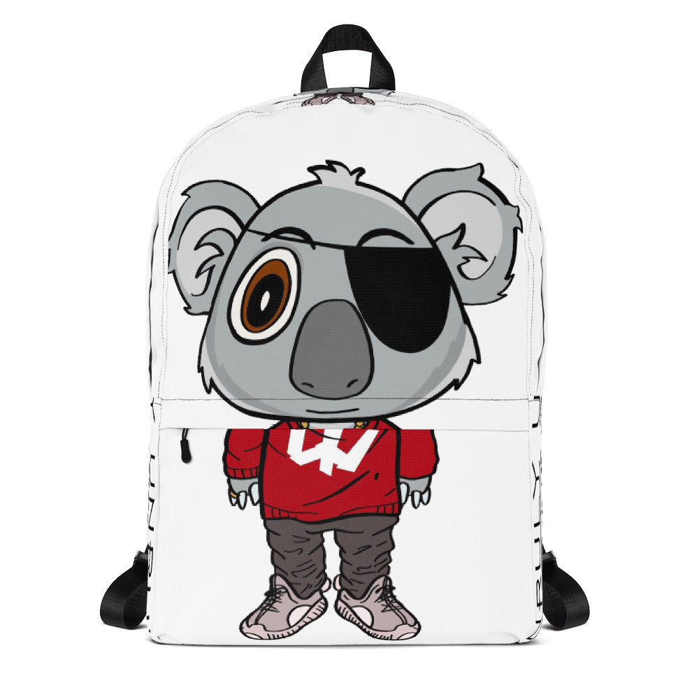 Unruly Koala Backpack