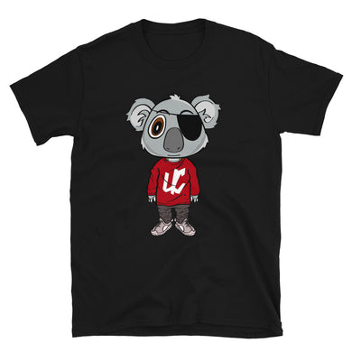 Unruly Citizens Koala Short-Sleeve T-Shirt (multiple colors)