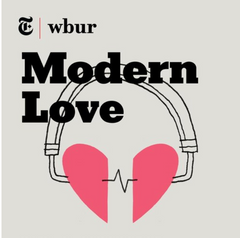 Modern Love Podcast Logo Art