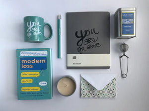 """You Are Not Alone"" Gift Box + Book"