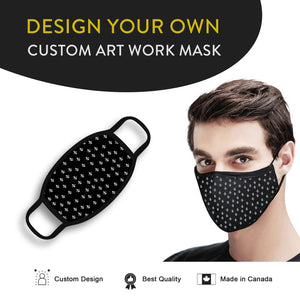 Custom Face Mask - Dust Cover