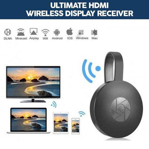 Ultimate HDMI Wireless Display Receiver(BUY 2 FREE SHIPPING)