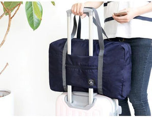 Packable Travel Duffel Carry On Bag