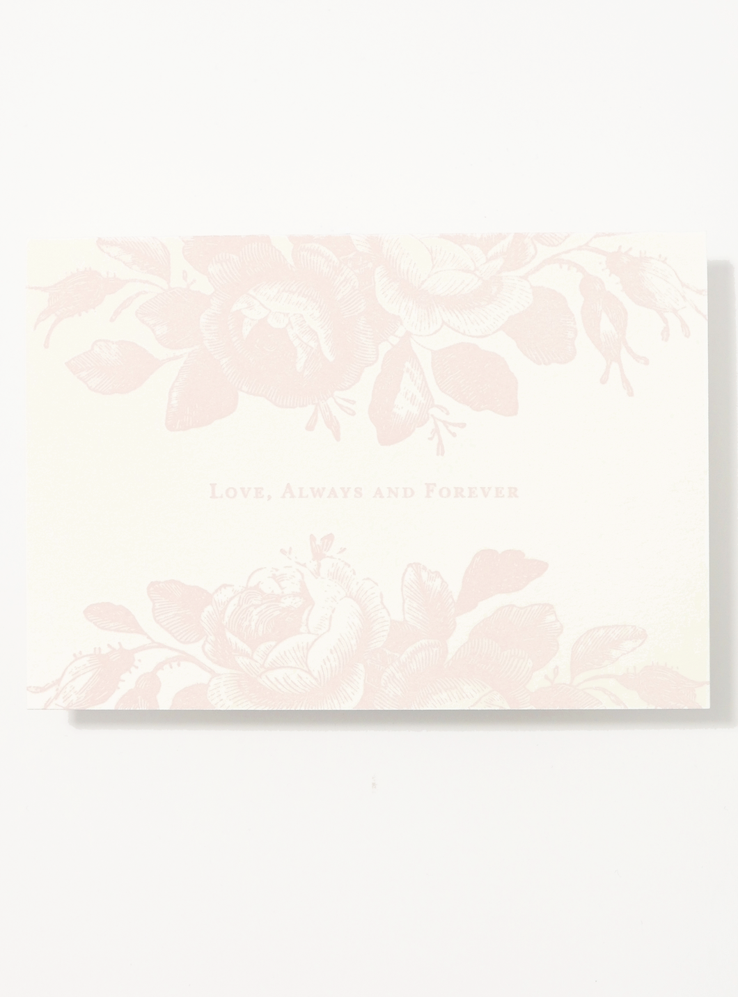 Love Always Forever Card