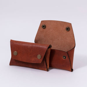 Leather Networker Wallet