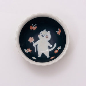 Ceramic Cat Mini Bowl