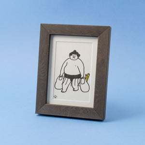 Sumo Postcards/Mini Prints