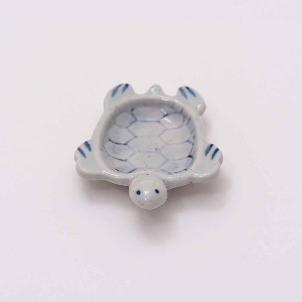 Ceramic Turtle Dish
