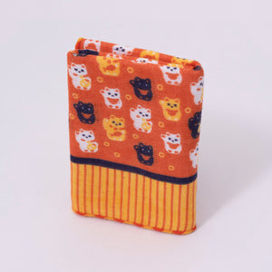 Fortune Cat Pocket Cloth