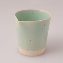 Load image into Gallery viewer, Mint Porcelain Sake Set