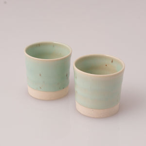 Mint Porcelain Sake Set