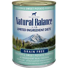 Load image into Gallery viewer, Natural Balance Canned Dog Food