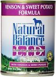 Natural Balance Canned Dog Food