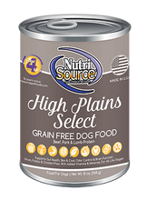 Load image into Gallery viewer, NutriSource Canned Dog Food