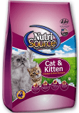 NutriSource Dry Cat and Kitten Food