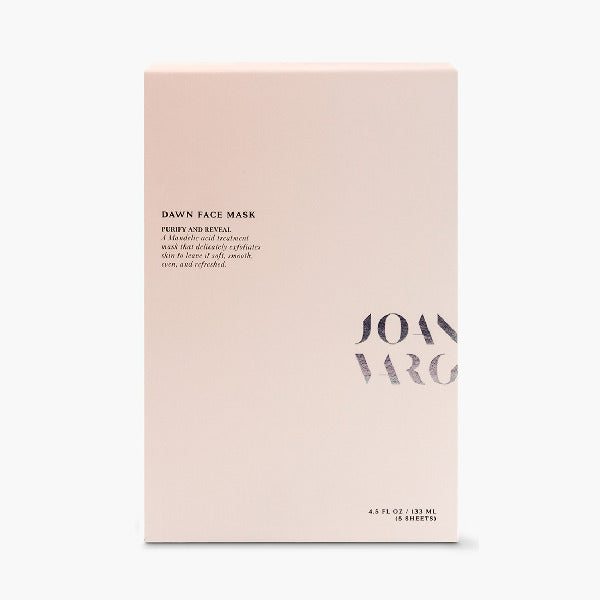 Joanna Vargas Dawn Face Mask