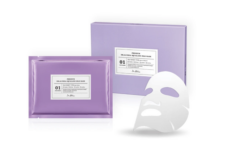 Best Hydrating and Moisturizing Masks Dr Althea Squalane Silk Mask