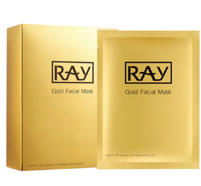 Ray Facial Silk Mask
