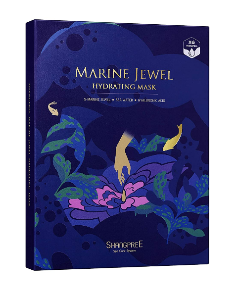 Shangpree Marine Jewel Hydrating Mask