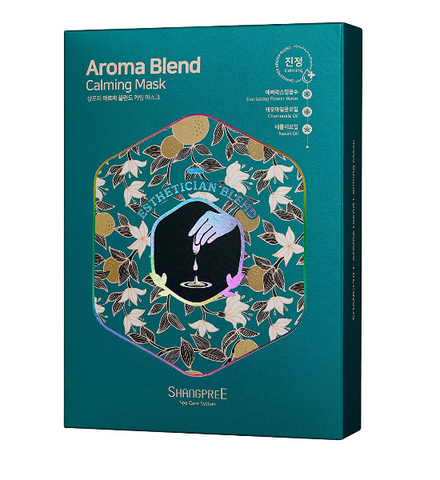 Best Mask for Acne Shangpree Aroma Blend Calming Mask