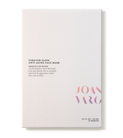 Best Anti Aging Mask Joanna Vargas Forever Glow Face Mask