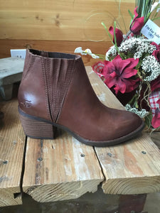 9 Boot Sacramento Brown