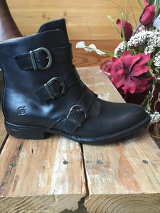 9 Boot Nivine Black