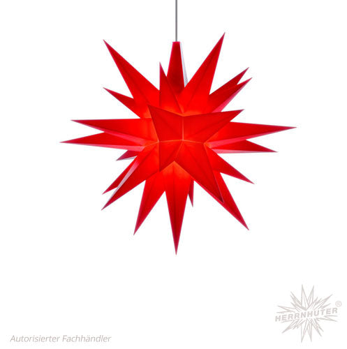 Herrnhut Red Mini Star, 13 cm.