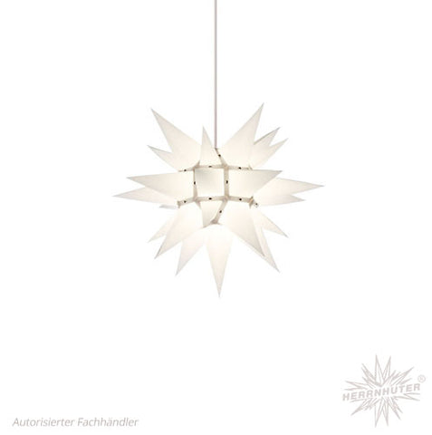 Herrnhut White Paper Star, 40 cm. Indoor