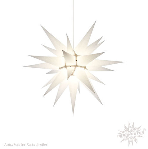 Herrnhut White Paper Star, 60 cm. Indoor