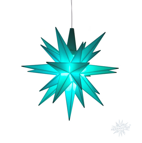 Herrnhut Turquoise Special Edition Mini Star, 13 cm.