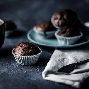 Wattleseed Muffins with Chocolate Chips