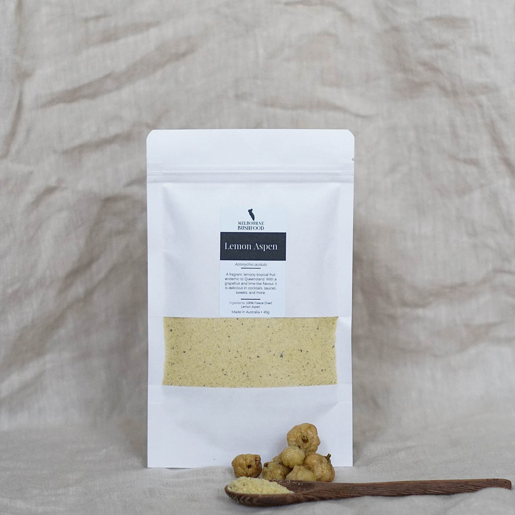 Lemon Aspen Powder - Melbourne Bushfood