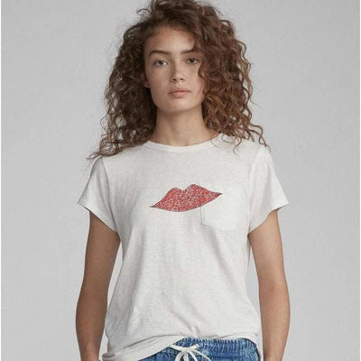 bohochicclothing Blouses & Shirts POCKET SHORT SLEEVE T SHIRT boho  chic clothing