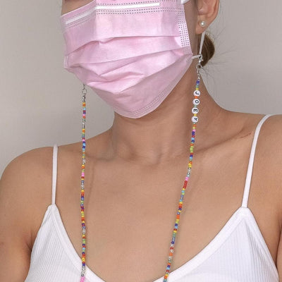 Mask Chain - Boho Chic Clothing