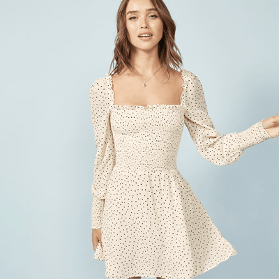 bohochicclothing Dresses BOHO PUFF SLEEVE DRESS boho  chic clothing