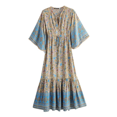 bohochicclothing Dresses SPRING SUMMER CASUAL DRESS boho  chic clothing