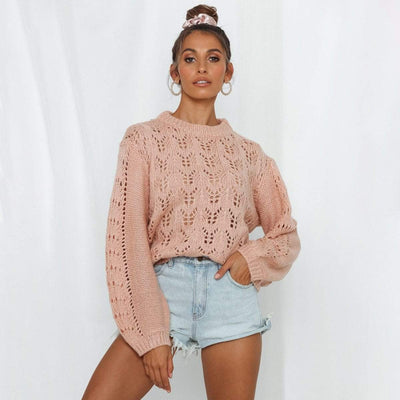 bohochicclothing Jackets AUTUMN KNITWEAR SWEATER boho  chic clothing
