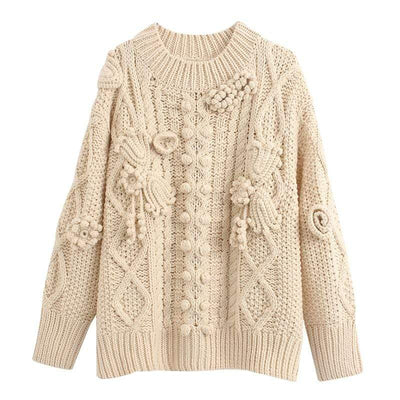 bohochicclothing Jackets CRISS-CROSS SWEATER boho  chic clothing