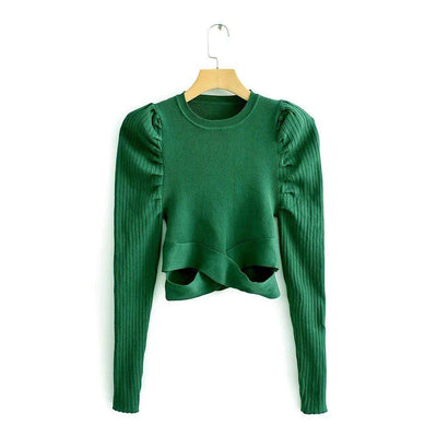 bohochicclothing Jackets FASHION SHORT SWEATER boho  chic clothing