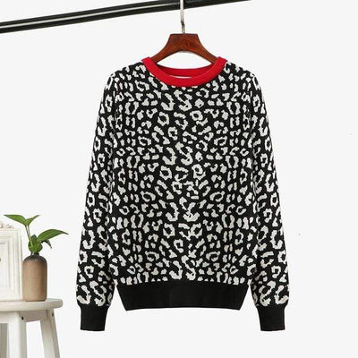 bohochicclothing Jackets KNITTED OVERSIZED SWEATER boho  chic clothing