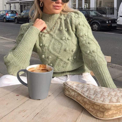 bohochicclothing Jackets KNITTED SHORT PULLOVERS boho  chic clothing