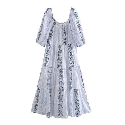 Marni Midi Dress - Boho Chic Clothing