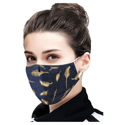 Reusable Face Mask - Boho Chic Clothing